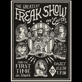 YS Freak Show