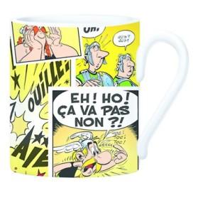 Taza Asterix amarilla