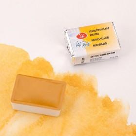 209 Naples Yellow White...