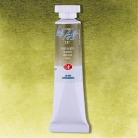 727 Olive green White...
