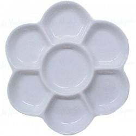 Paleta redonda porcelana 15cm