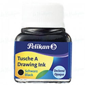Tinta China Pelikan negra