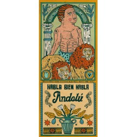Poster Habla Andalú