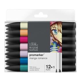 Set Promarker 12 Manga