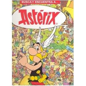 Busca y encuentra a Asterix