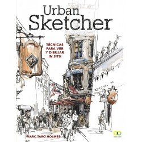 Urban Sketcher. Técnicas...