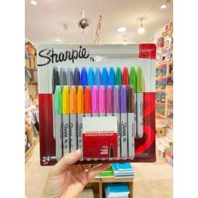 Sharpie Fine 24 colores