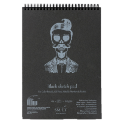 Black Sketch Pad