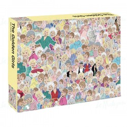 Puzzle 500 The Golden Girls
