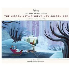 The hidden art of Disney's...