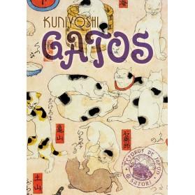 Gatos (Libro de postales)