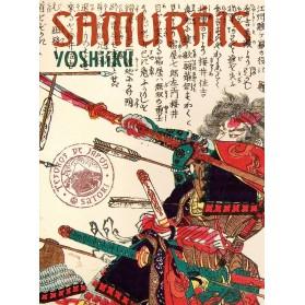 Samurais (Libro de postales)