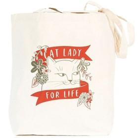 Tote Bag Cat Lady