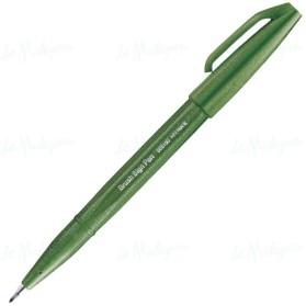 Pentel Touch Verde oliva