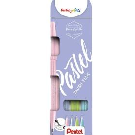Estuche Pentel Touch Pastel