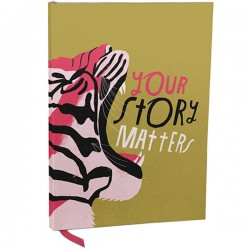 Cuaderno Your Story Matters