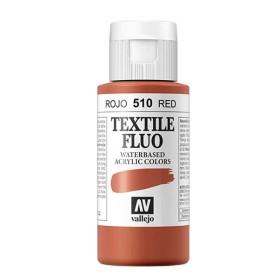 Vallejo Flúor Rojo 60ml
