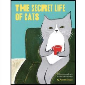 20 postales The Secret Life...