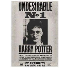 MI Undesirable No.1 Postal