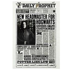 MI New Headmaster for...