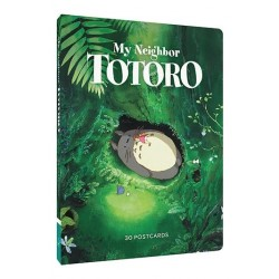 30 postales Totoro
