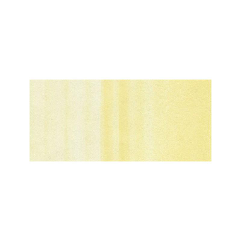 Copic Ciao Y00 Barium Yellow Light yellow of barium (note: la madriguera shop