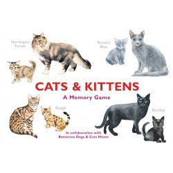 Cats & Kittens (Memory Game)