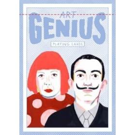 Playing Cards Genius Art
