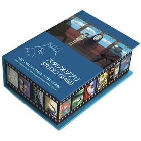 100 Postales Studio Ghibli
