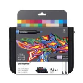 Set Promarker 24 Arts &...