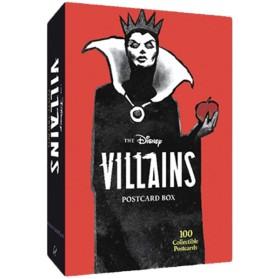 100 Postales Villanos Disney