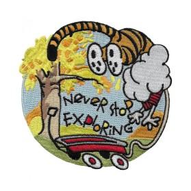 LB Parche Never Stop Exploring