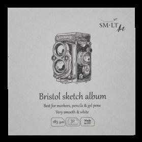 AuthenticBook Bristol cuadrado