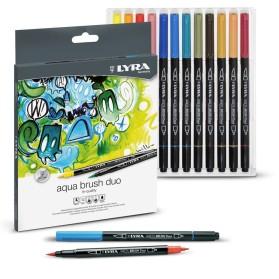Set Lyra Aqua Brush 12, 24...