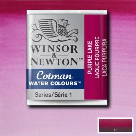 W&N 544 Purple Lake pastilla