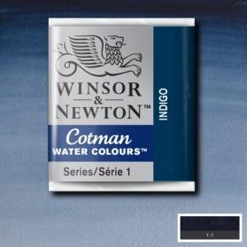 W&N 322 Indigo pastilla