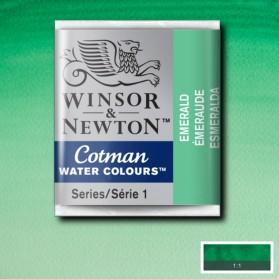 W&N 235 Emerald pastilla