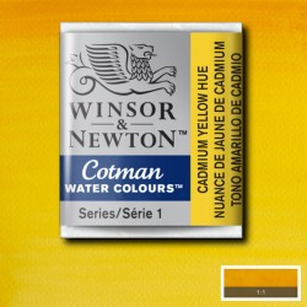 W&N 109 Cadmiun Yellow...
