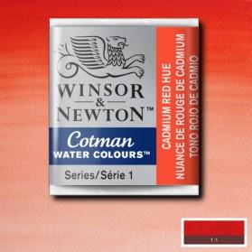 W&N 095 Cadmiun Red pastilla