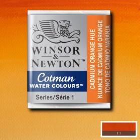 W&N 090 Cadmiun Orange...