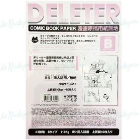 Deleter Comic Paper A4 110g...
