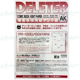 Deleter Comic Kent Paper B4...
