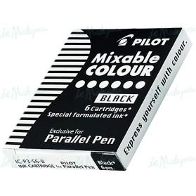 Cartuchos Parallel Pen negro