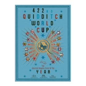 Poster Mundial de Quidditch