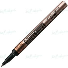 Pen Touch fine Cobre