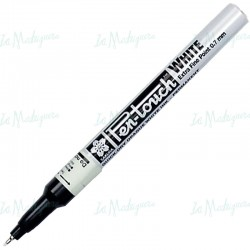 Pen Touch Extra fine Blanco