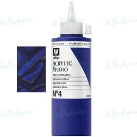 Acrylic Studio 004 Azul...