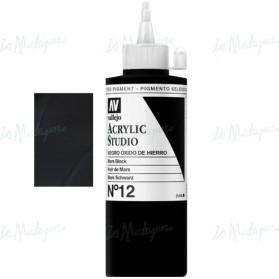 Acrylic Studio 012 Negro