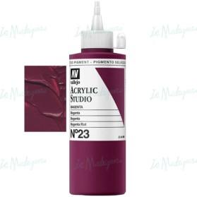 Acrylic Studio 023 Magenta