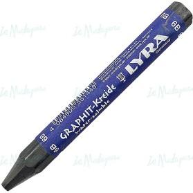 Grafito acuarelable Lyra 9B